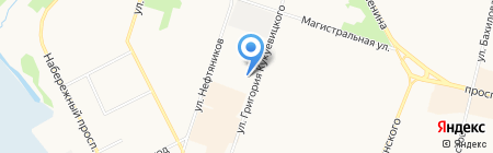 ПожАудит на карте Сургута