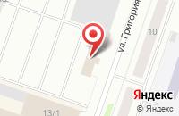 Схема проезда до компании Алкон в Сургуте
