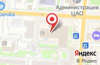 Схема проезда до компании Сибирская Туристическая Компания в Омске