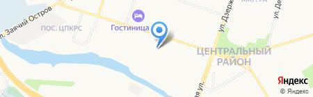 Neodom на карте Сургута