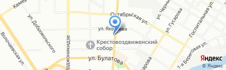 БСТ на карте Омска