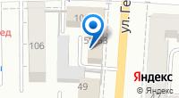 Компания Омская ТПП на карте