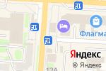 Схема проезда до компании Банкомат, КБ Локо-банк в Омске