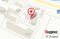 Схема проезда до компании Bo-box в Сургуте