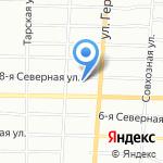 Сколиоз-диагностика на карте Омска