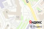 Схема проезда до компании Региональный Институт Госзакупок в Омске