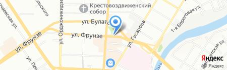 Spooch.Ru на карте Омска