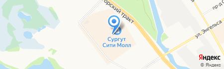 Irobot на карте Сургута