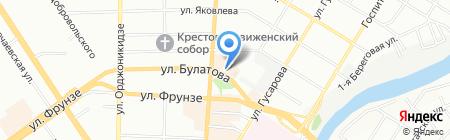 Банкомат СтарБанк на карте Омска