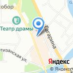 Ermenegildo Zegna на карте Омска