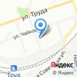 Земляков С.В. на карте Омска