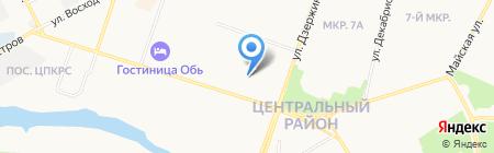 Gusto на карте Сургута