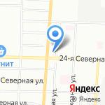 МебельРОЗ на карте Омска