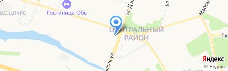ЭКО-Продукты-Халяль на карте Сургута