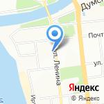 PARADISE на карте Омска