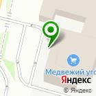Местоположение компании ГРАДОРИКА