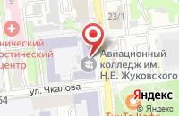 Схема проезда до компании Сибирская Печать в Омске