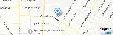 ПластСтрой на карте Омска