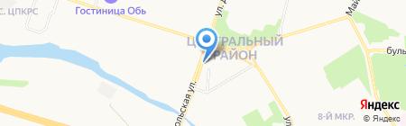 Халяль на карте Сургута