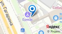 Компания РТС-тендер на карте