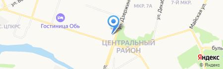 English Club на карте Сургута