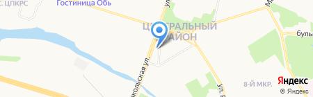 Экспресс-лаборатория на карте Сургута