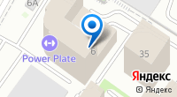 Компания Гарант, АНО на карте