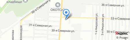 Русская сказка на карте Омска
