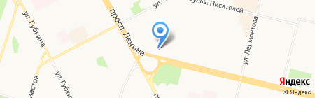 ВТБ страхование на карте Сургута