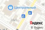 Схема проезда до компании Напитки на разлив в Омске