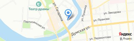 Высотстроймонтаж на карте Омска