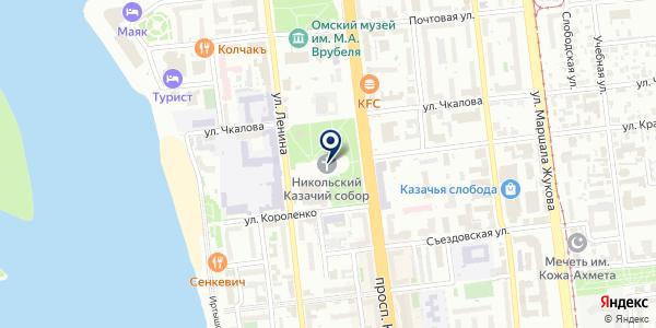 ХОЗЯЙСТВЕННЫЙ МАГАЗИН КУЗЯ на карте Одесском
