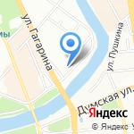 КОМПАНИЯ НИЗКИХ ЦЕН на карте Омска