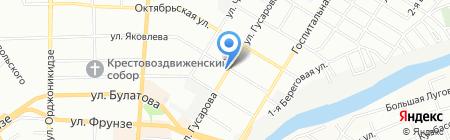 Центр миграционной и юридической помощи на карте Омска