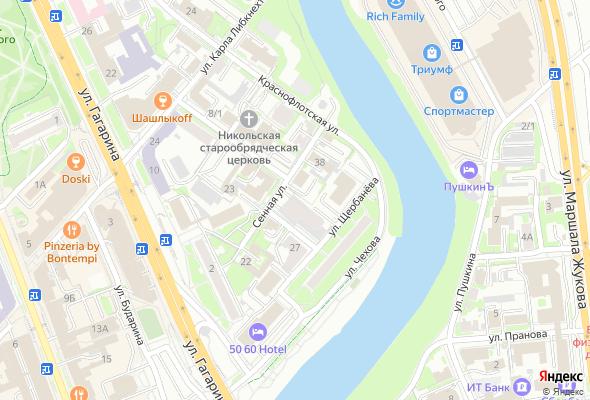 ЖК Высоцкий