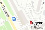 Схема проезда до компании Катрин в Сургуте
