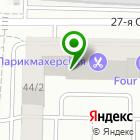 Местоположение компании ПРОЕКТ СТРОЙ