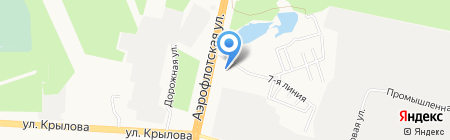 Тольятти на карте Сургута