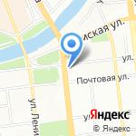 Carbonara на карте Омска