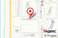Схема проезда до компании Сибирский аграрий в Омске