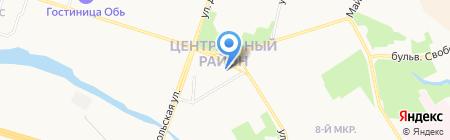 Ресо-Гарантия ОСАО на карте Сургута