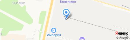 производственная компания на карте Сургута