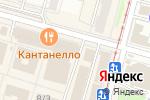 Схема проезда до компании Салон женской одежды в Омске