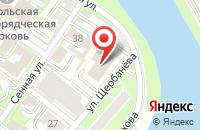 Схема проезда до компании Ра «Град» в Омске