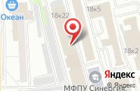 Схема проезда до компании Мир поздравления - Сибирь в Омске