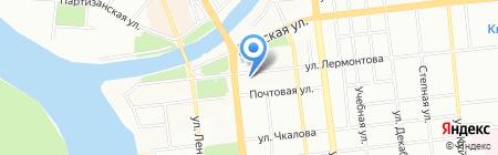 Банкомат БИНБАНК на карте Омска