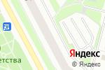 Схема проезда до компании Китай-лавка в Сургуте