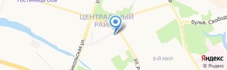 MOBILE LIFE на карте Сургута