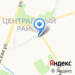 Gladiator на карте Сургута