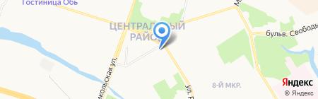 Идея-Сервис на карте Сургута